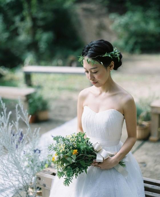 フィルムカメラで撮った結婚式