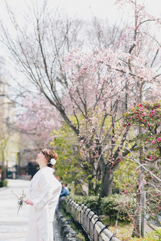 和装前撮り京都