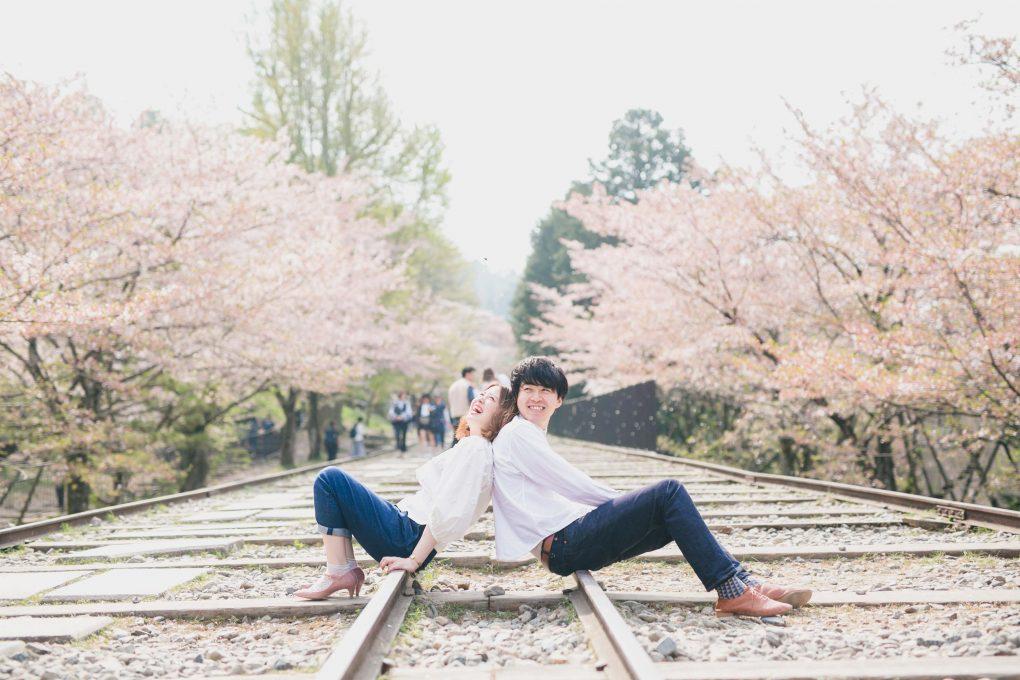 インクライン桜