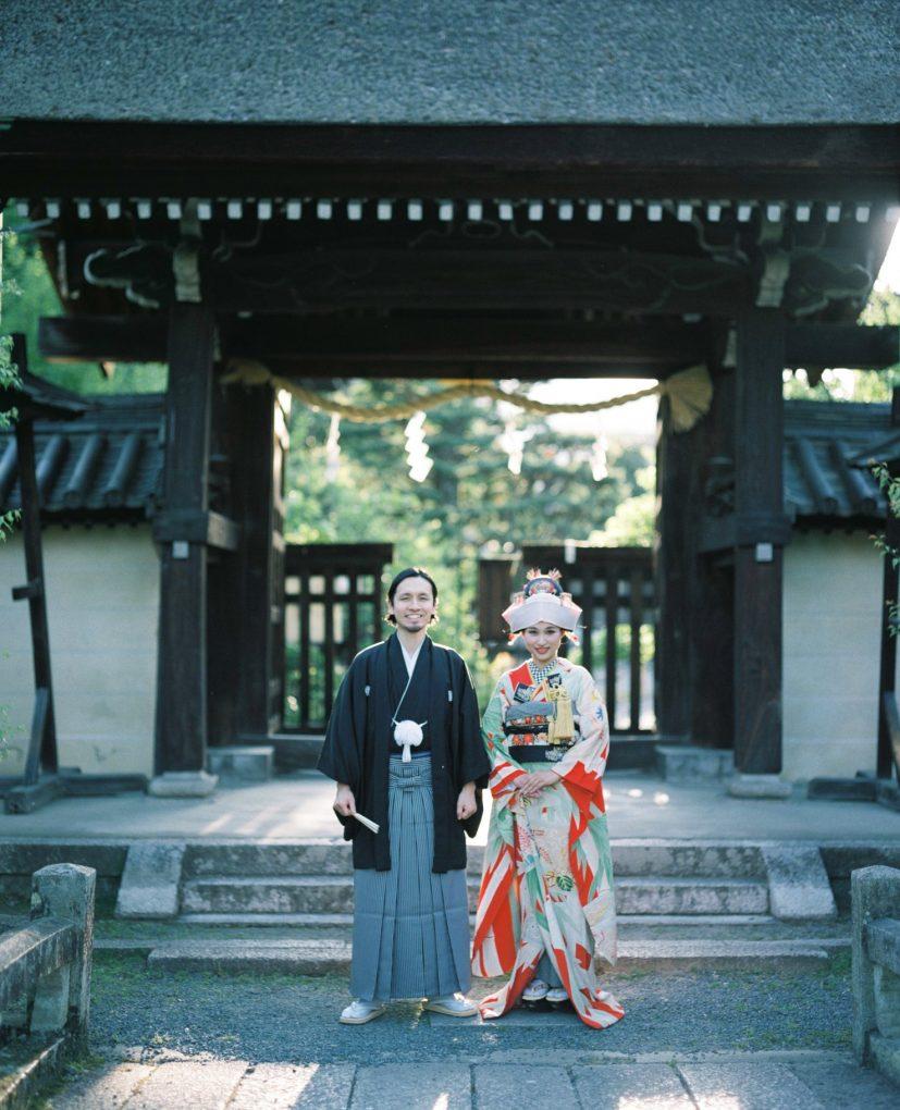 結婚式フィルムカメラ