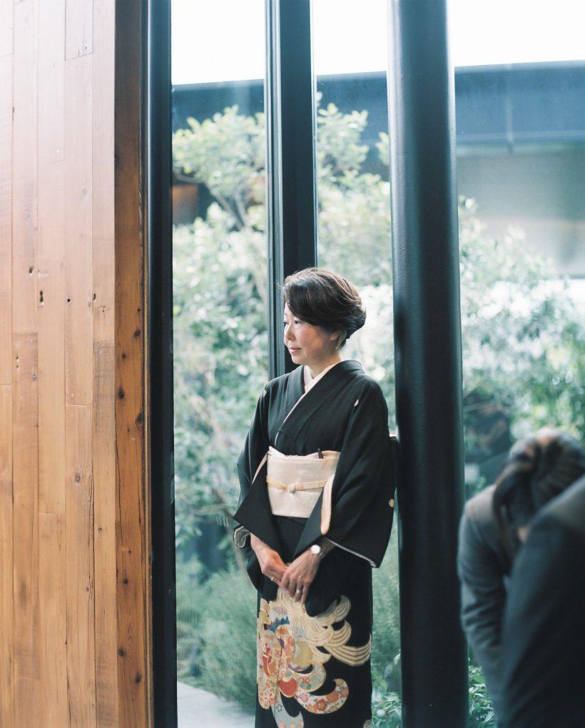 東京フィルムカメラ結婚式撮影
