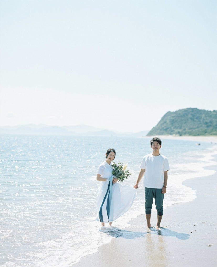 淡路島フィルム前撮り