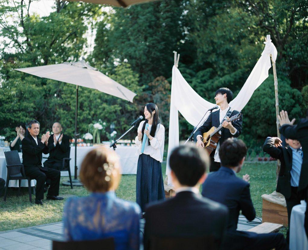 結婚式披露宴フィルムカメラ写真