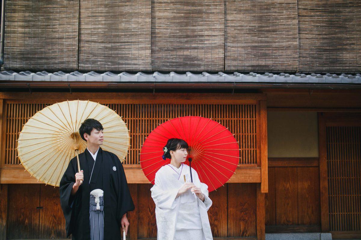 京都和装前撮り