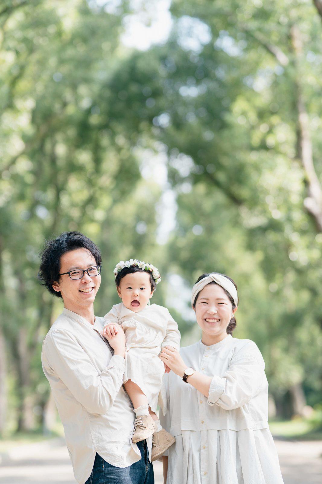 京都家族写真撮影