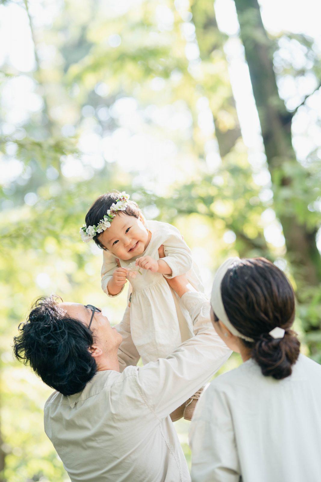 京都バースデー写真撮影
