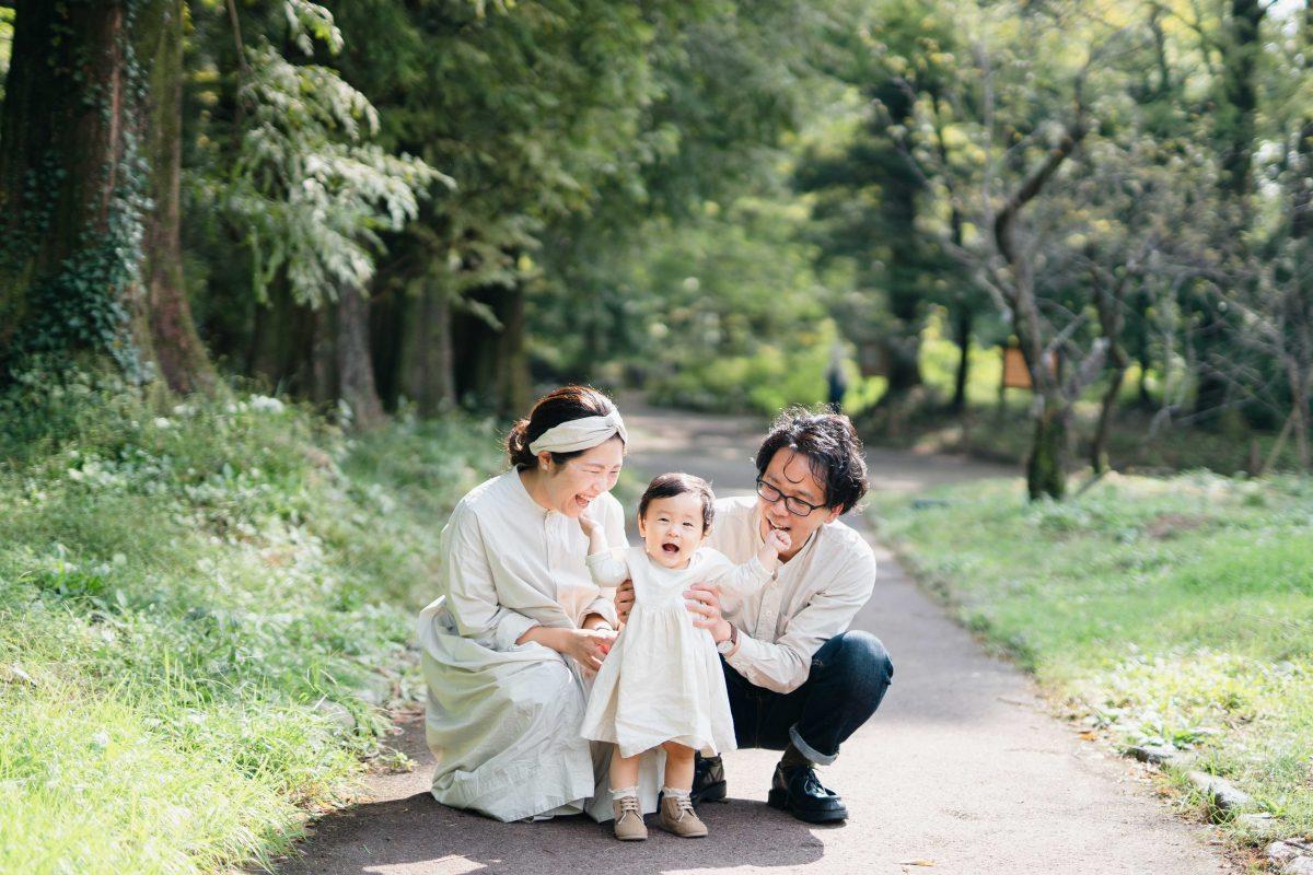 京都ファミリー写真撮影
