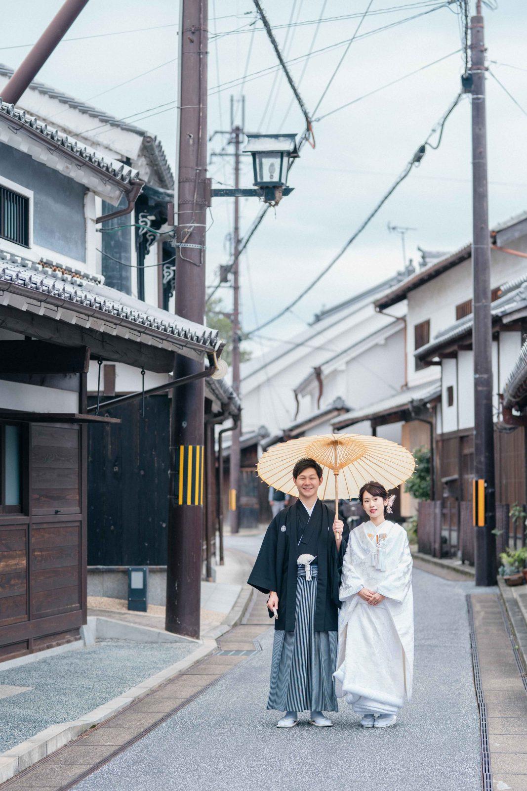 奈良和装前撮りカメラマン