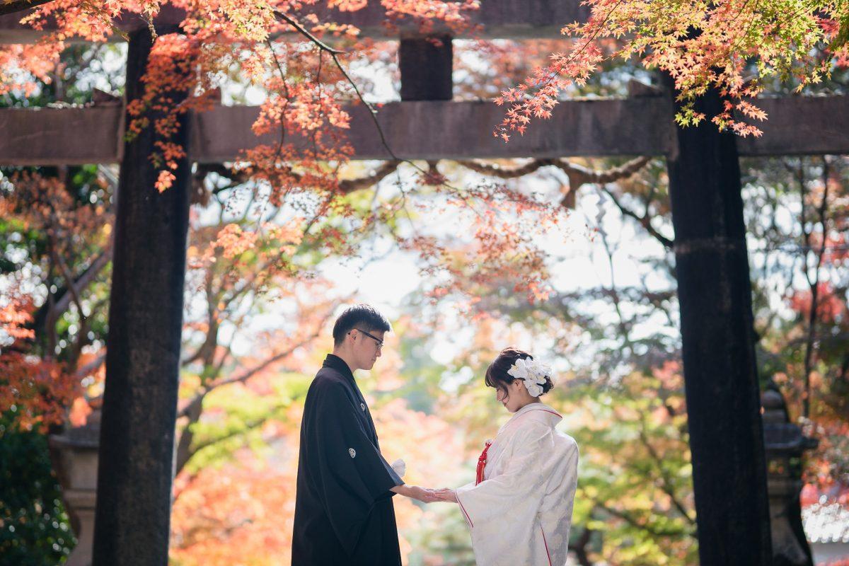 京都和装前撮りカメラマン