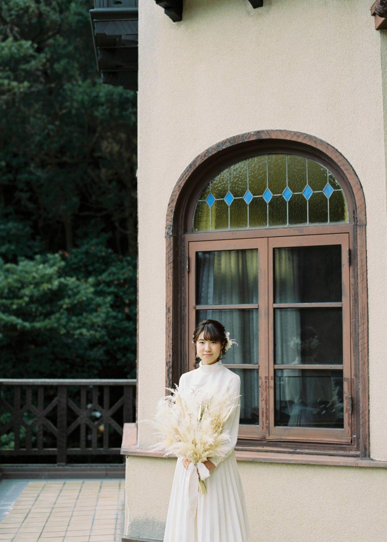 鎌倉洋装前撮り